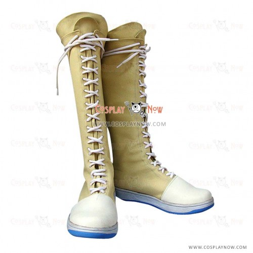 Final Fantasy Cosplay Shoes Yuffie Kisaragi Boots