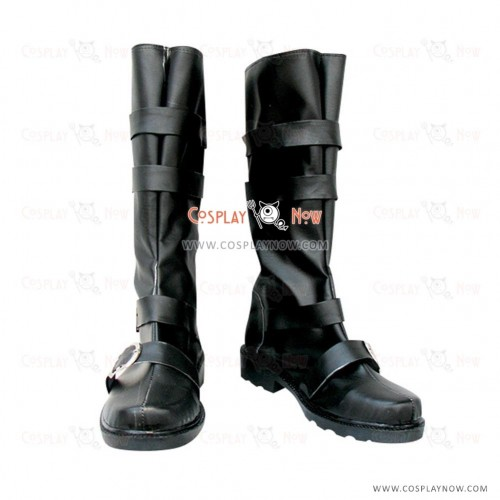 D.Gray-Man Cosplay Shoes Arystar Krory Boots