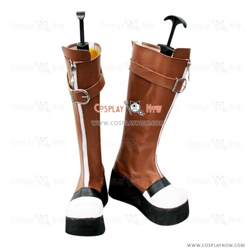 The Legend of Heroes Cosplay Shoes Olivier Boots