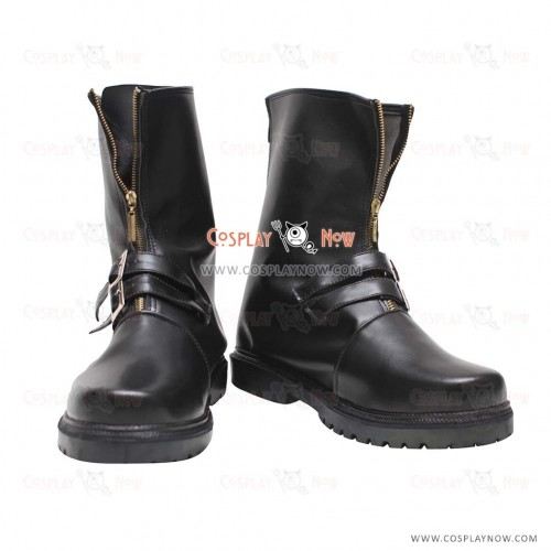 Devil May Cry 3 Dante Shoes Cosplay Boots