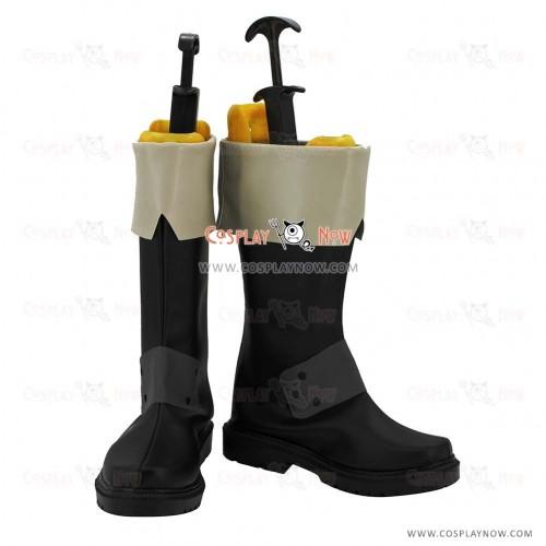 Sword Art Online Coslay Shoes Kirito Boots