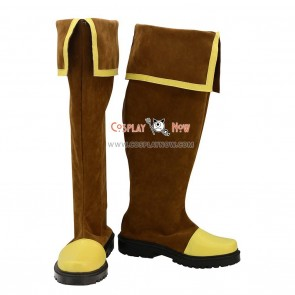 The King's Avatar Cosplay Shoes Jun Moxiao Boots