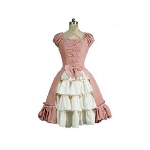 Victorian Lolita Romantic Vintage Sweet Party Gothic Lolita Dress