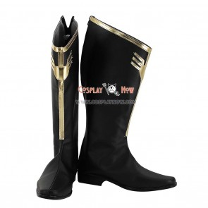 Mobile Suit Gundam Cosplay Shoes Char Aznable Boots