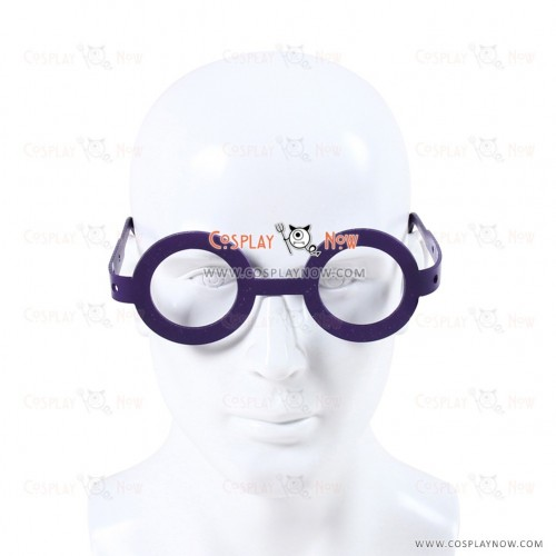 One Piece Cosplay Coby props with Glasses