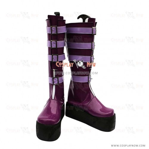 Unlight Cosplay Shoes Sherry Boots