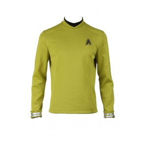 Captain James T Kirk Costume For Star Trek Beyond Cosplay Uniform