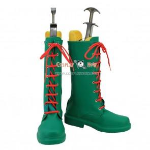 Batman Cosplay Shoes Robin Boots