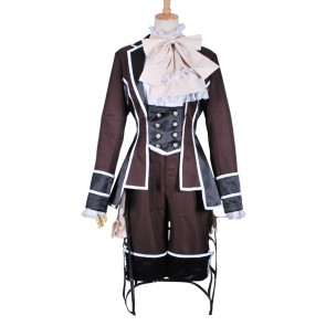 Ciel Phantomhive Dandy Outfit Costume For Black Butler Kuroshitsuji Cosplay