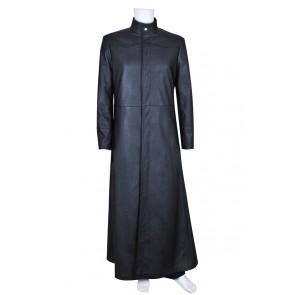 The Matrix Neo Black Cosplay Costume
