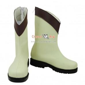 Black Butler Cosplay Shoes SomaAsmanKada Boots