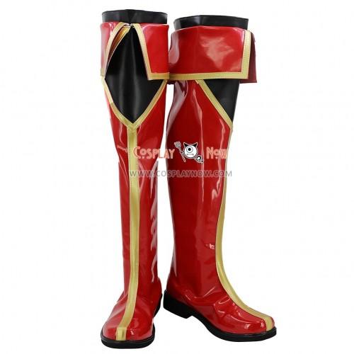 BanG Dream Cosplay Shoes Seta Kaoru Boots