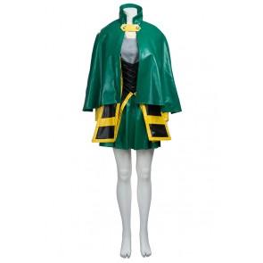 Loki Costume For The Avengers Cosplay Uniform Female