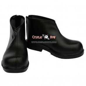 Gintama Sogo Okita Cosplay Shoes