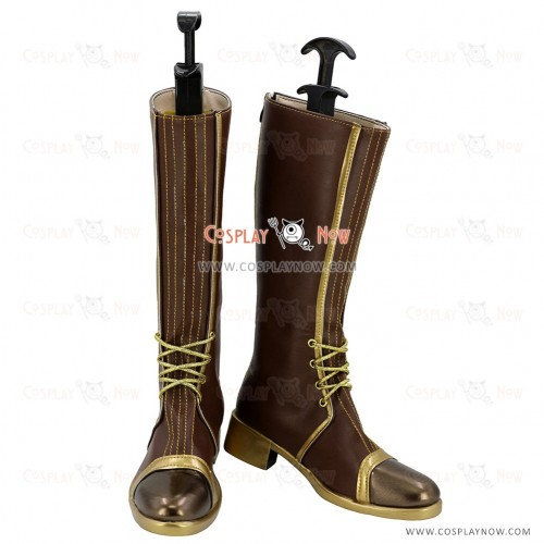 Girls' Frontline Cosplay Shoes Kar98k Boots