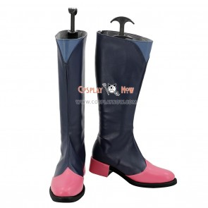Little Witch Academia Cosplay Shoes Ursula Callistis Boots