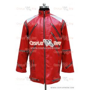 Michael Jackson Beat It Cosplay Jacket Costume
