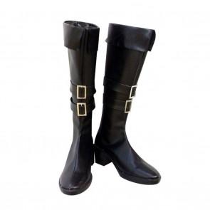 Granado Espada Cosplay Shoes Soldier Boots
