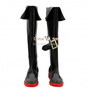 God Eater Cosplay Shoes Soma Schicksal Boots