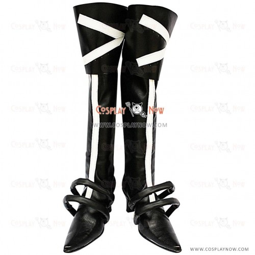 D.Gray-man Cosplay Shoes Lenalee Lee Boots