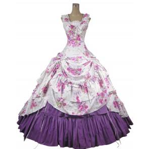 Southern Belle Civil War Lolita Ball Gown Dress Prom
