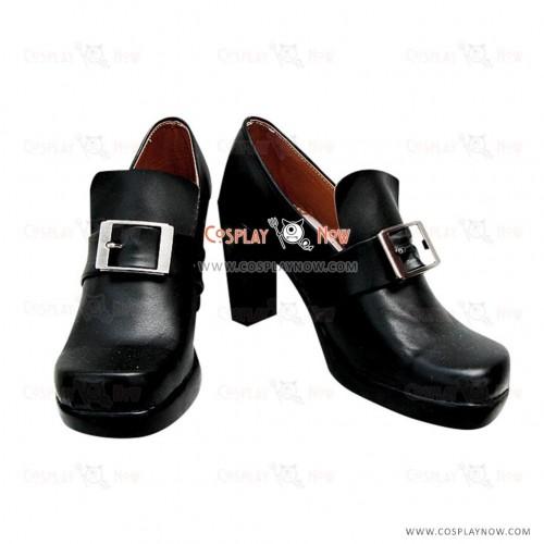 Black Butler Cosplay Ciel's Girl High Heel Cosplay Shoes