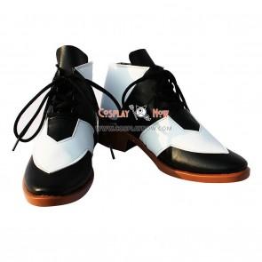 Tiger & Bunny Kotetsu T Kaburagi/Wild Tiger Cosplay Shoes