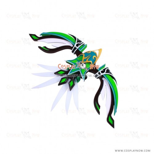 Elsword Cosplay Rena props with bow