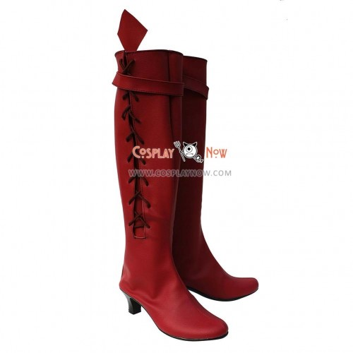 The Legend of Heroes Cosplay Shoes Ao no Kiseki Shirley Orlando Boots