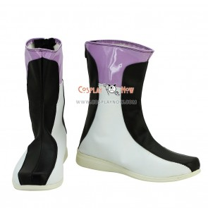 Mobile Suit Gundam Cosplay Shoes Setsuna F Seiei Boots