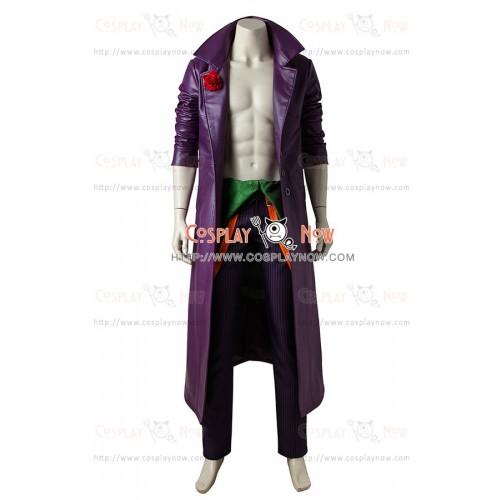 Injustice 2 Cosplay The Joker Costume