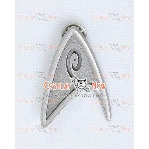 Star Trek Engineering Brooch Badge Cosplay