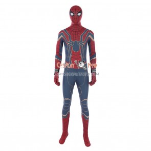 The Avengers Cosplay Costume Spider Man Costume Jumpsuit