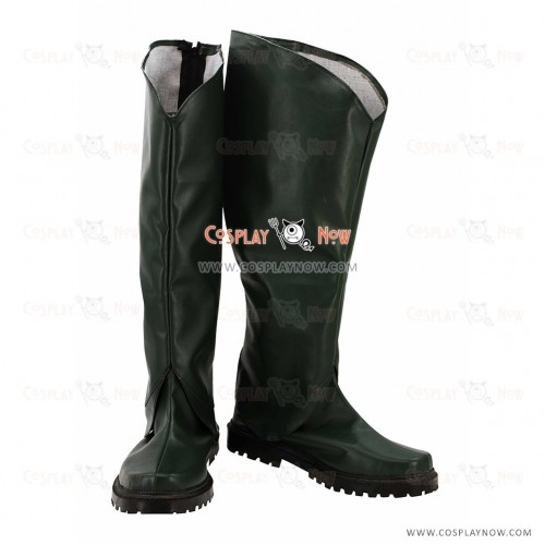 The Lord of the Rings Cosplay Shoes Legolas Boots