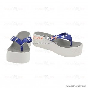 Fate Stay Night Cosplay Shoes Artoria Pendragon Saber Lily Boots