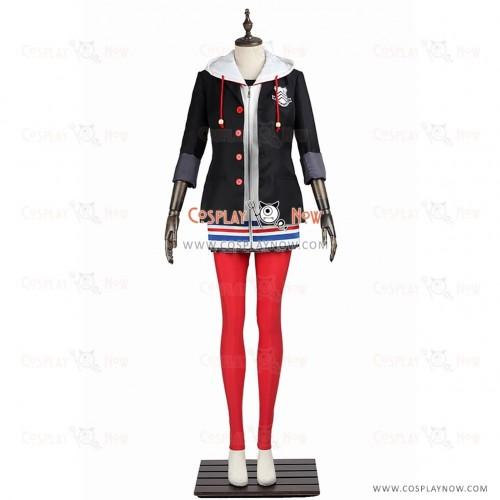 Shin Megami Tensei PersonaTakamaki Ann Cosplay Costume for girls