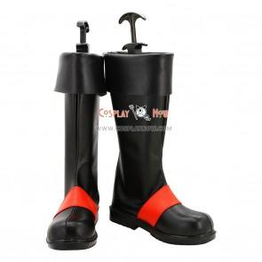 InuYasha Cosplay Shoes Sango Boots