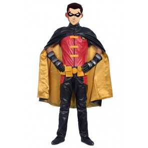 Tim Drake Robin Costume For Young Justice Cosplay