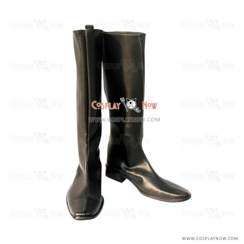 Code Geass Cosplay Shoes  Knight Rounds Boots