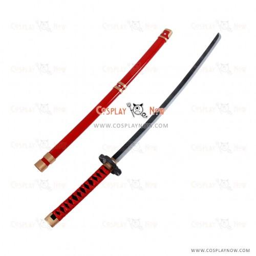 Shin Megami Tensei: Persona Cosplay Kitagawa Yuusuke props with sword