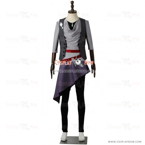 Tsukiuta Tsukipro The Animation SolidS Cosplay Rikka Sera Costume