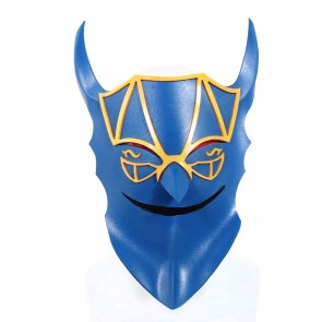 Demiurge Mask Cosplay Props