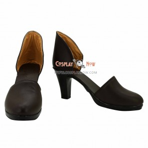 Kantai Collection Fleet Girls Haruna Cosplay Shoes