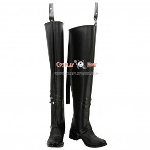 God Eater Cosplay Shoes Alisa Ilyinichna Omela Boots