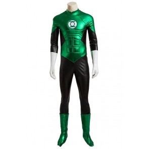 Hal Jordan Costume For Green Lantern Cosplay