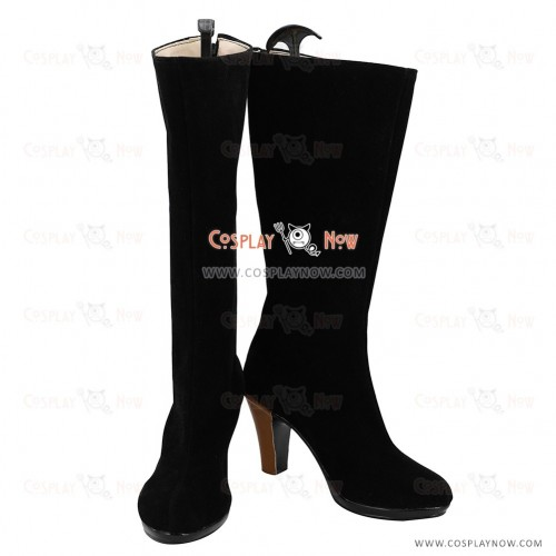 RWBY Cosplay Shoes Glynda Goodwitch Boots