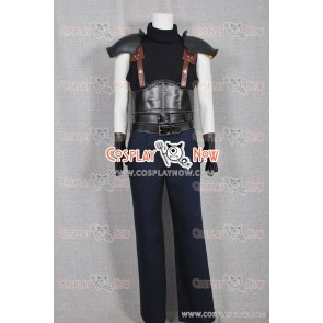 Final Fantasy VII Zack Fair Cosplay Costume