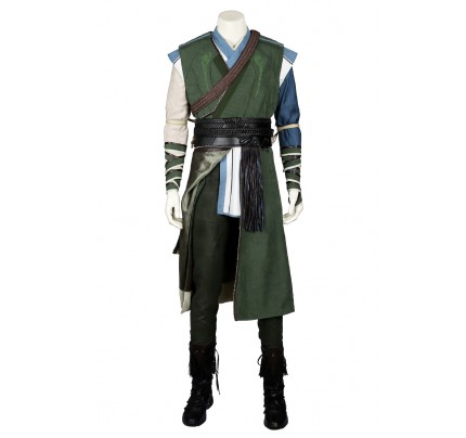 Karl Mordo Costume For Doctor Strange Cosplay Uniform