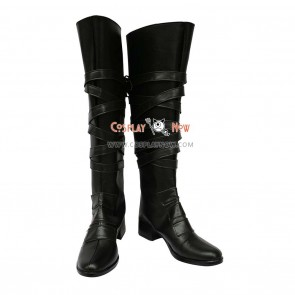 Hitman Cosplay Shoes Reborn Mukuro Rokudo Boots