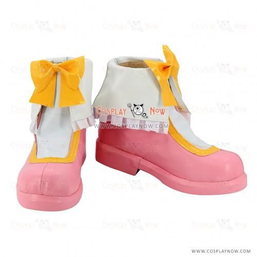 Battle Girl High School Cosplay Watagi Michelle Shoes